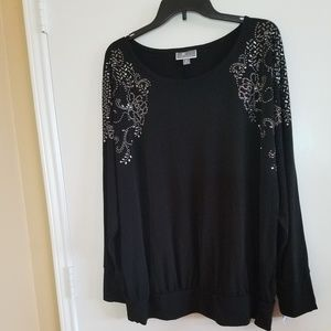 JM Collection XL top